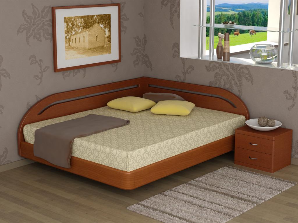 Кровати из массива фото